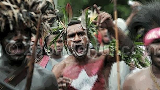 パプアニューギニア人